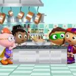 Get a 'Taste' of Reading with Super Why