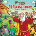CLOSED: All Aboard with Noah (+ Book Giveaway)
