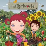 Celebrate Earth day with Dirt Girl World (Sprout Flash)