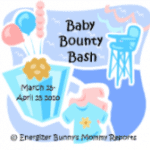 Baby Bounty Bash-Nature Baby's Organic Sleep Cocoon (Review only)
