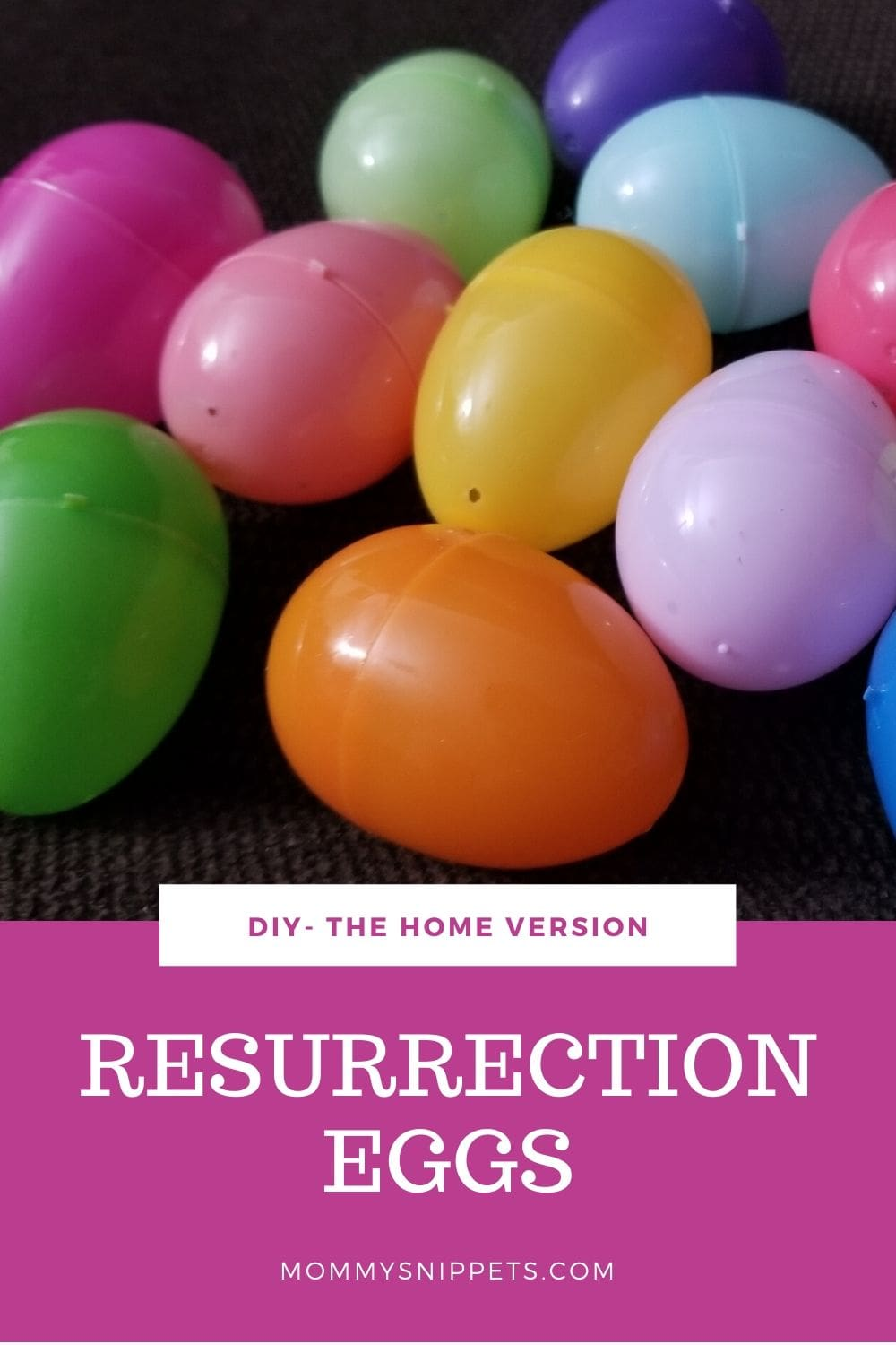 What does Easter mean to your child_ (Resurrection Eggs-DIY Home Version)-MommySnippets.com