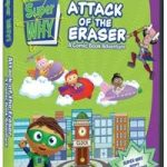 Back To School Tips with Super Why (+BTS Giveaway #19)