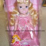 CLOSED: My First Disney Princess Aurora Doll (+Christmas Carnival Giveaway #24)