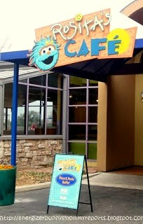 Value For Money Dining at SeaWorld, San Antonio….Rosita's Cafe.