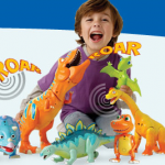 Welcome Hank! (Interactive Dinosaur Train Characters)