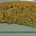 Moist 'n' Tasty Carrot Top Cake (Oh and did I mention healthy too?)