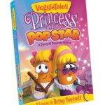 CLOSED: Princess and the Popstar (+ A VeggieTales Giveaway)