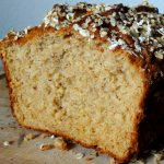 Honey Oat Bread {Recipe}