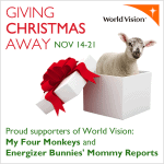 World Vision…Giving This Christmas Away (The Results)