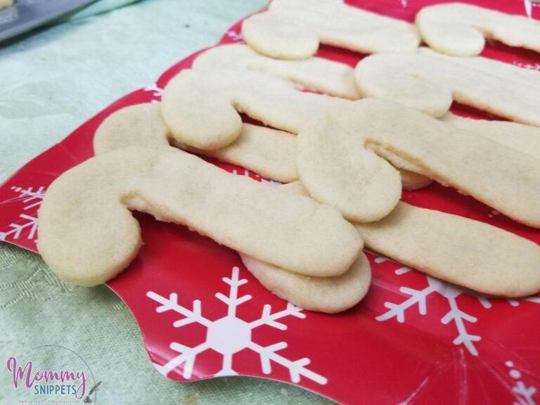 An Easy 3 Ingredient Shortbread Cookies Recipe