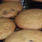 Macademia Nut Chocolate Chip Cookies