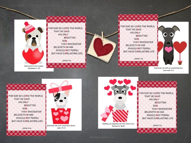 The Best Valentine You Will Ever Have (+ Free Printable Valentine Cards)