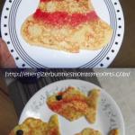 Celebrating Dr Seuss with Pancakes!!