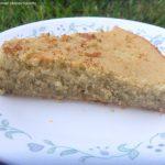 Kiwi Cake {And I mean Fresh Kiwis!}