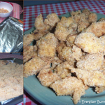 Homemade Baked Chicken Nuggets…Yes Ma'am!