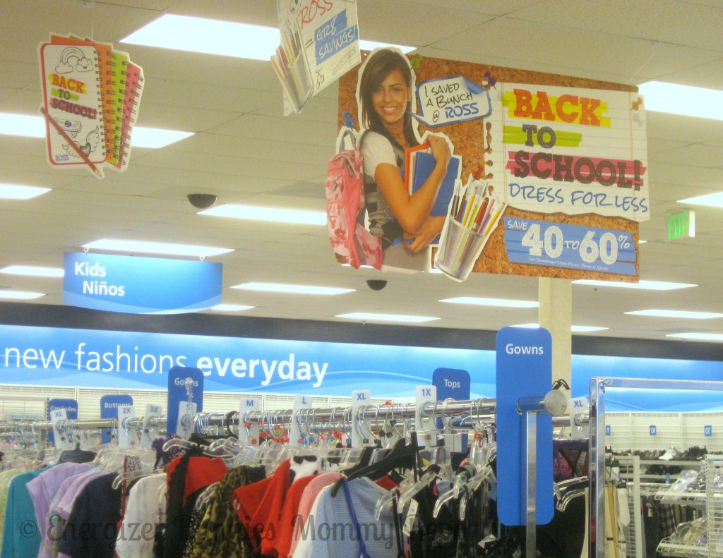 Ross stores clothes