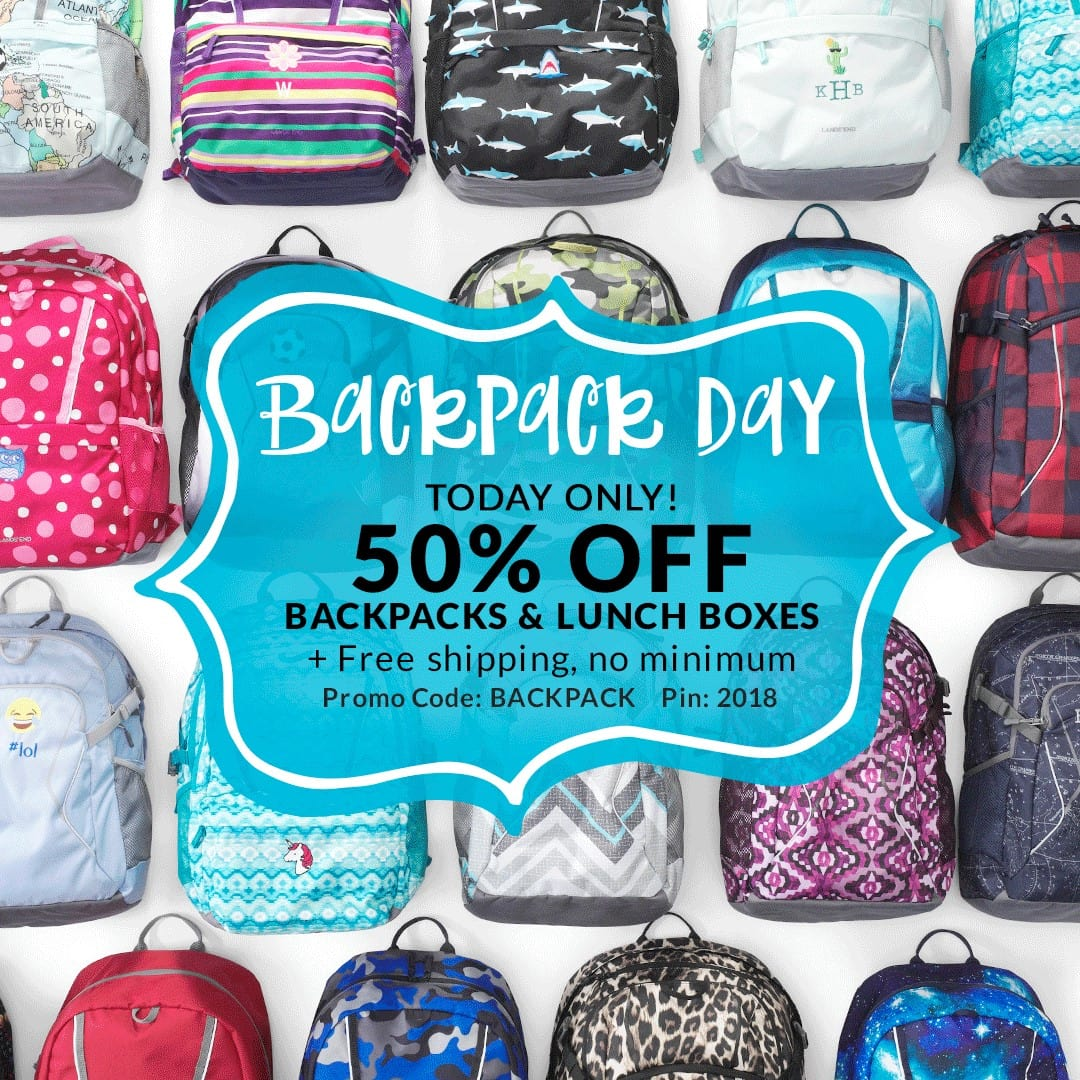 the best time to shop for your child u0026 39 s backpack is   today