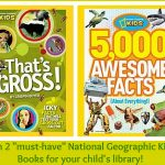 The Gross & The Awesome! {A National Geographic Kids Sweeps}