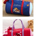 Personalized Duffle Bag for Kids