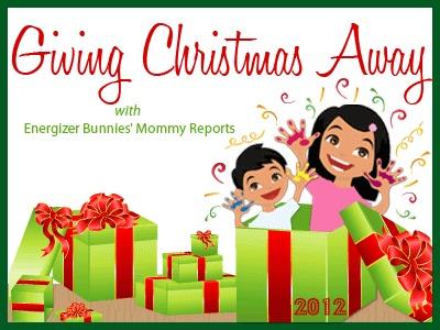 BIG ANNOUNCEMENT : Giving Christmas Away 2012