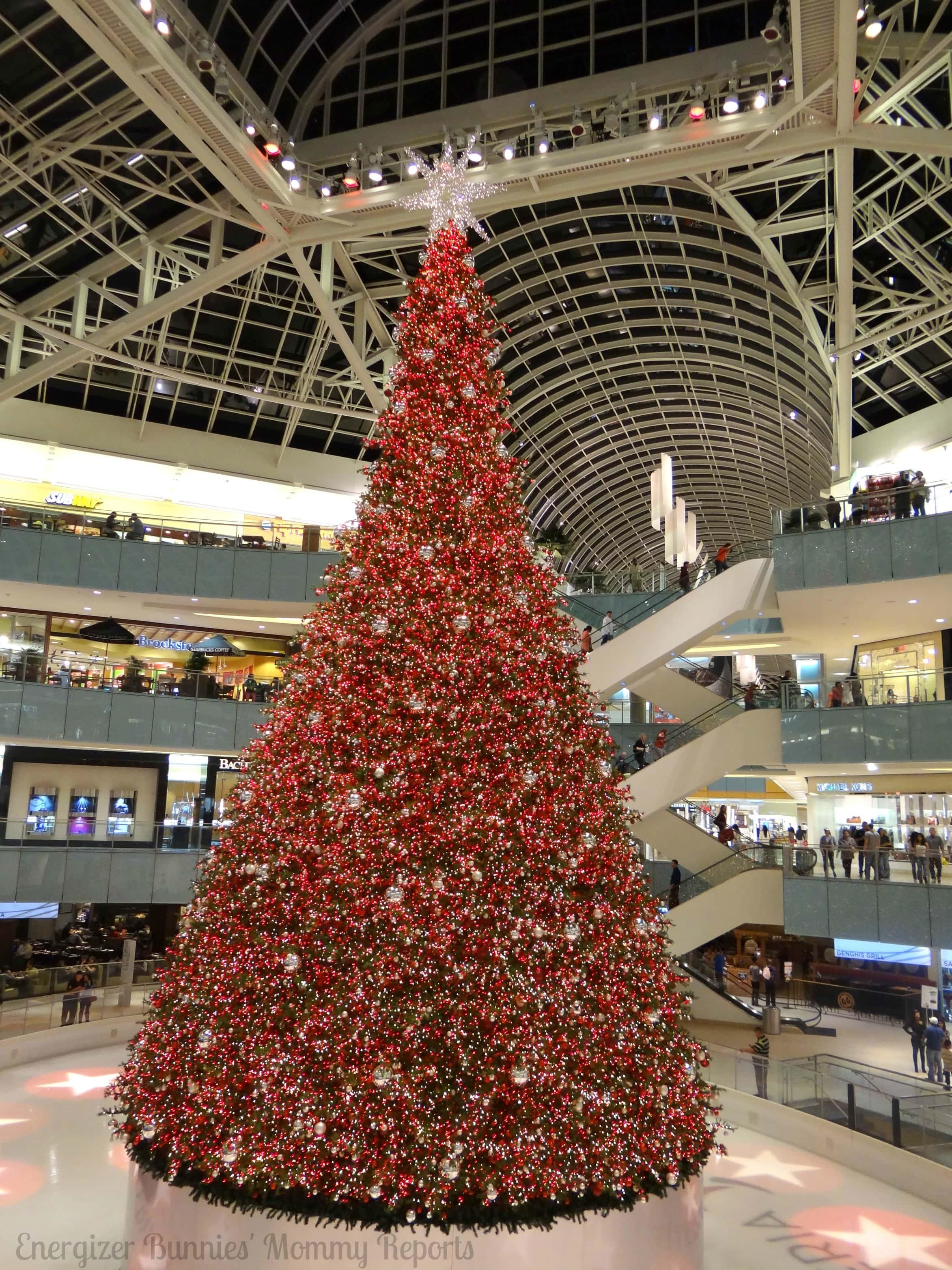 Americas Largest Indoor Christmas Tree