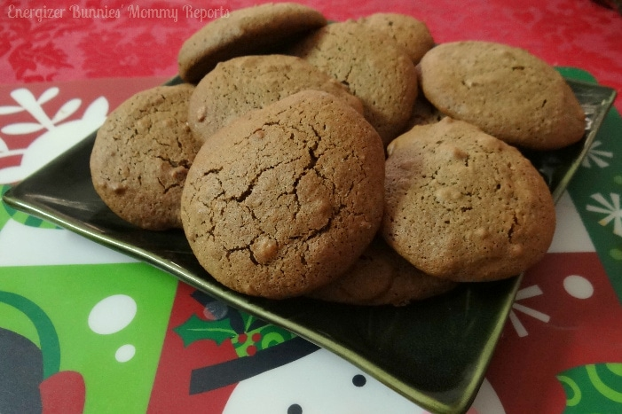 Texas Chocolate Pecan Cookies