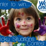 Sticky Situations this Christmas? {+ A Wet Ones Facebook Contest}