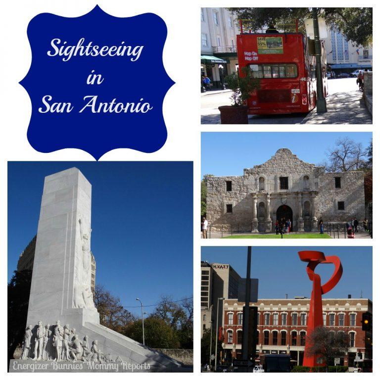 Sightseeing in San Antonio…in under an hour!