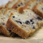 How to bake a healthier blueberry nut bread