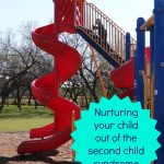 Nurturing a child out of the second child syndrome