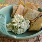 Peppered Egg Mayo Dip {Kid approved & yummy!}