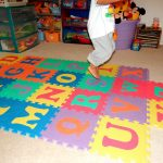 A fun way to teach your preschooler the alphabet.