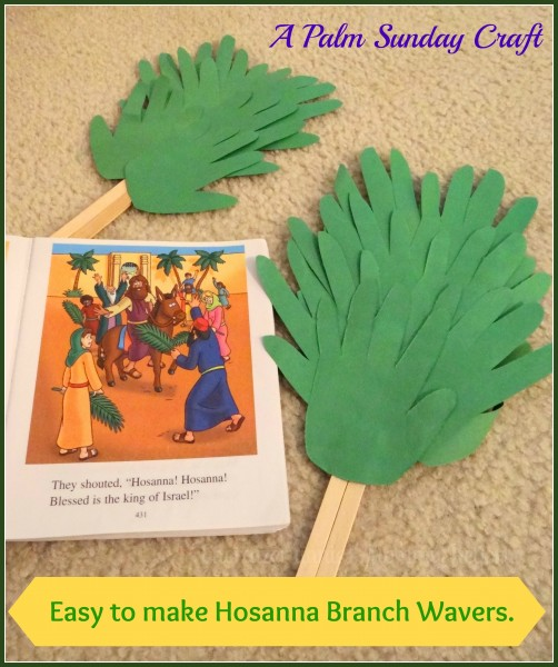 Pics Photos - Palm Sunday Leaf Mobile Crafts For Kids This Palm Leaf