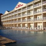 The affordable beach-side hotel on South Padre Island- The Hilton Garden Inn!