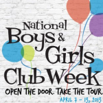 Open the Door. Take the Tour…with the Boys and Girls Clubs of America.