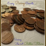 Every Penny Counts...Saving For A Better Future.