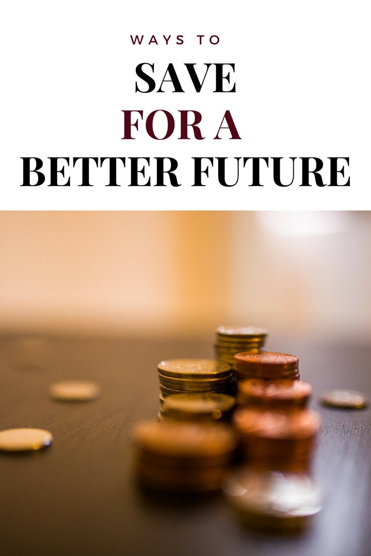 Ways to save for a better future- MommySnippets.com