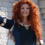 Crowning Princess Merida at Walt Disney World. {A Photo Journal}