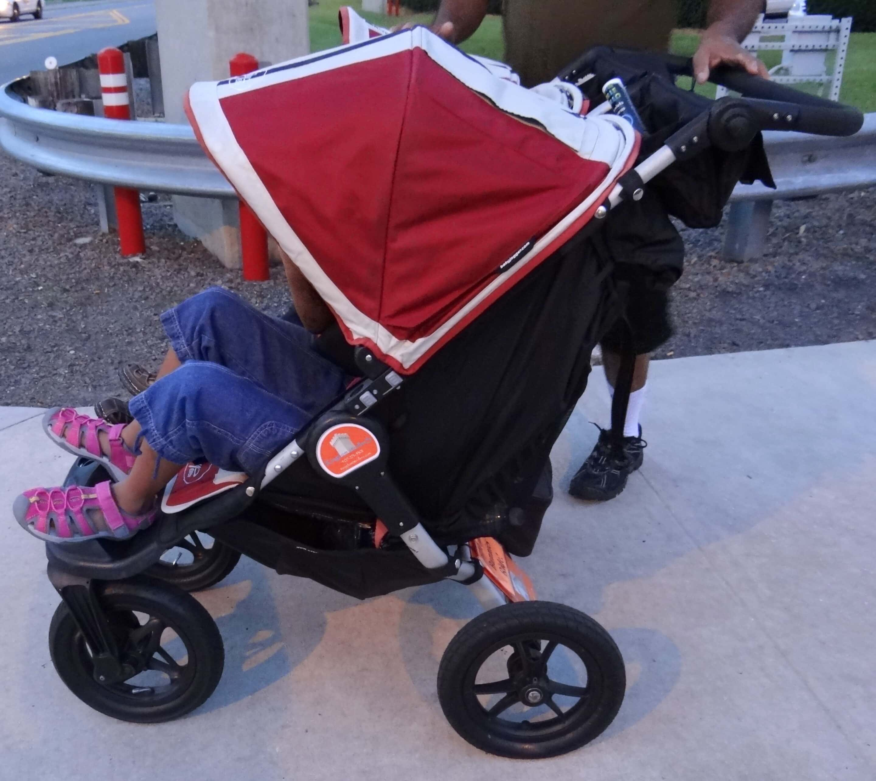 Kingdom Strollers-Energizer Bunnies' Mommy Reports (4)