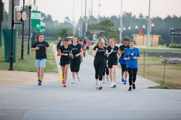 I signed up, I trained…I did a 2 mile runDisney Fun Run!