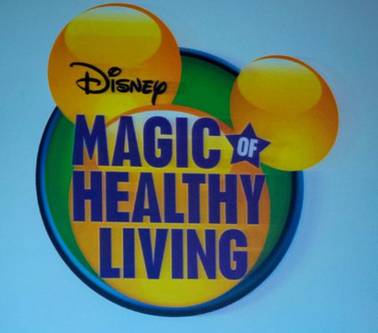 Disney Magic Of Healthy Living