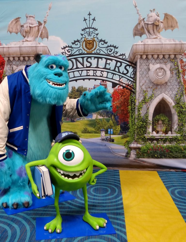 5 Reasons To Watch Monsters University!
