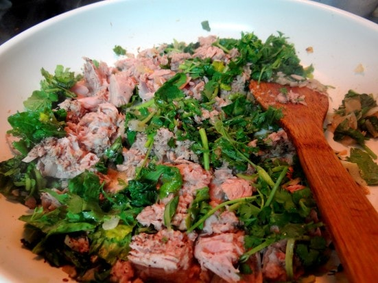 Spinach and Kale Tuna Cakes in my new Twizzt Pan - Mommy Snippets (4)