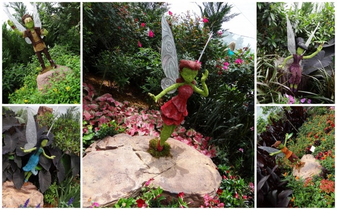 Tinker Bell's Butterfly House- the highlight of Epcot's 20th Flower and Garden Festival, Walt Disney World. {Travel with Mommy Snippets} (13)