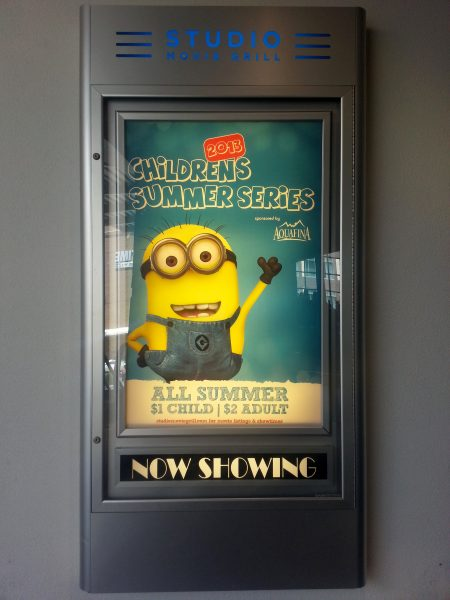 Eat, Drink and Movies at the Studio Movie Grill  (2)