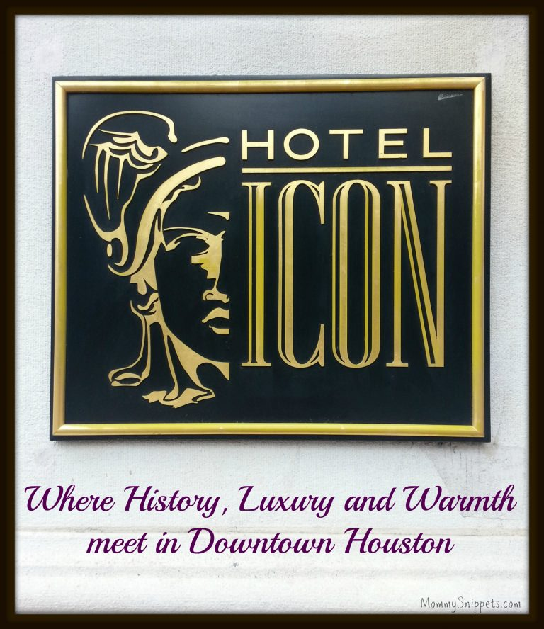 Hotel ICON…Where History, Luxury and Warmth meet in Downtown Houston.