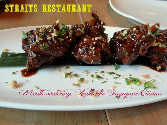 STRAITS Restaurant...Mouth-watering, Authentic Singapore Cuisine in Houston-Mommy Snippets