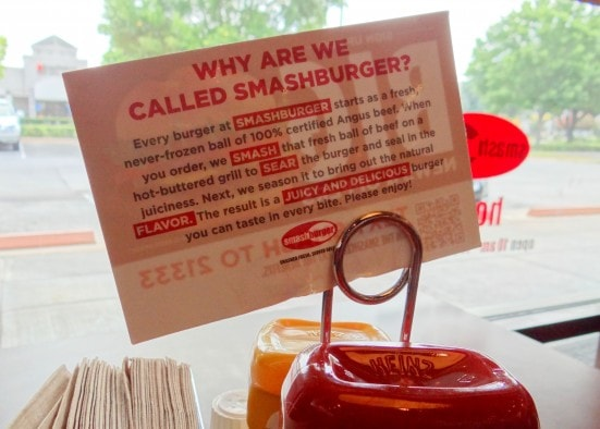 Smashburger- Casual Dining Packed With Flavor!  (2)