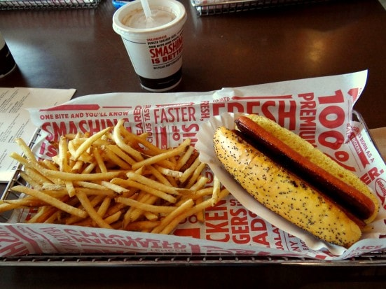 Smashburger- Casual Dining Packed With Flavor!  (7)