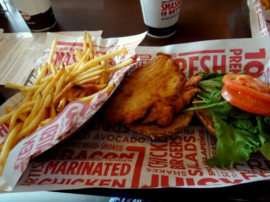 Smashburger- Casual Dining Packed With Flavor!  (8)